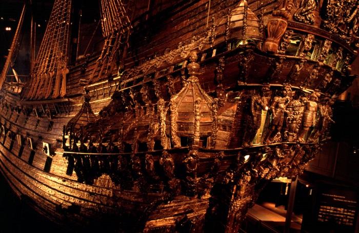 Vasa - Le Vaisseau revenu du 17ème siècle