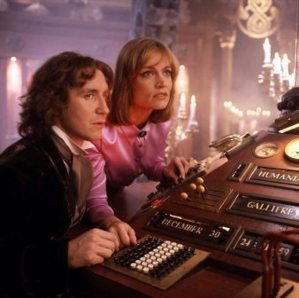 Doctor Who - Docteur no 08