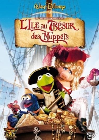 Film : L'île au trésor des Muppets