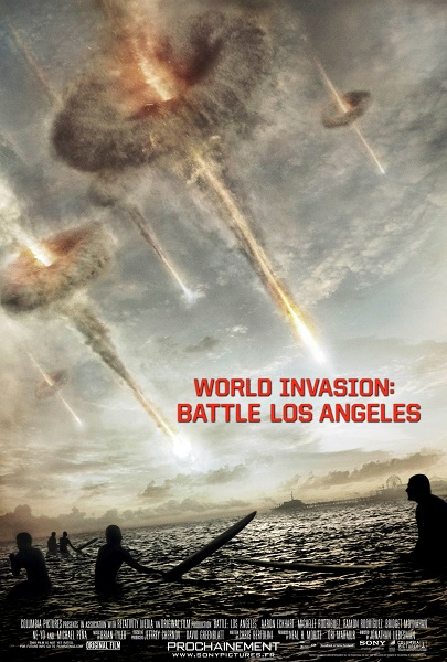 Word Invasion - Battle Los Angeles