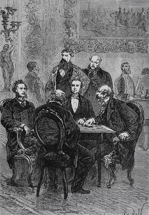 Illustration d'Alphonse de Neuville et Léon Benet