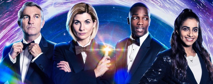 Doctor Who - 12.01/12.02 Spyfall