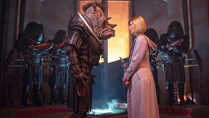 Doctor Who - 12.05 Fugitive of the Judoon