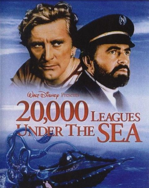 20000 Lieues sous les Mers   20000 Leagues under the Sea   1954