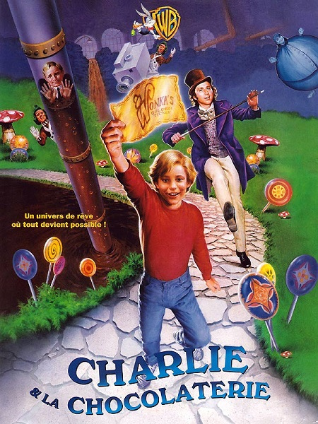 Charlie et la Chocolaterie (Charlie and the Chocolate Factory, 1971)