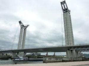 Le Pont Gustave-Flaubert