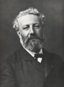 Jules Verne vu par Nadar