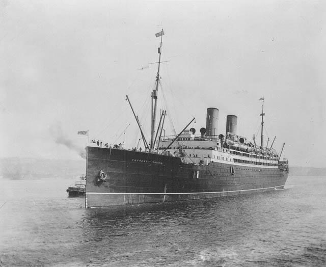 Empress of Ireland - Une histoire oubliée...