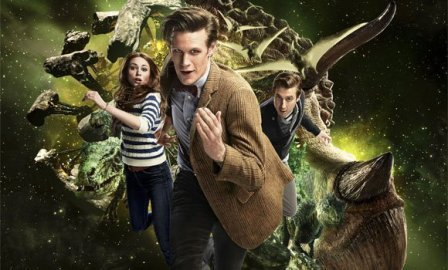 Doctor Who - 07.02 Dinosaurs on a Spaceship