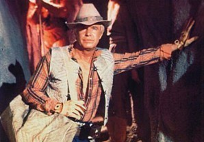George Peppard, alias Space Cowboy