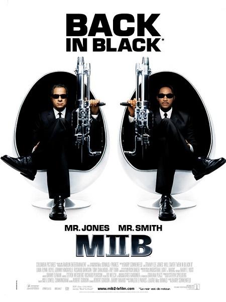 Men in Black (2)