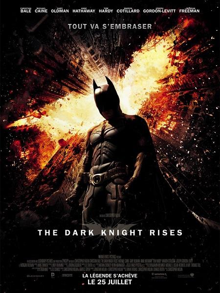 Batman (3) - The dark Knight rises