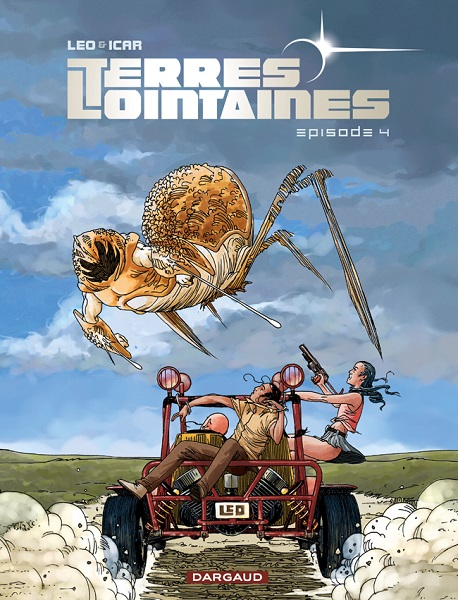 Terres Lointaines | 2009-2012