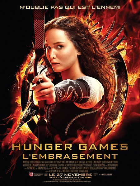 Hunger Games - (2) L'Embrasement