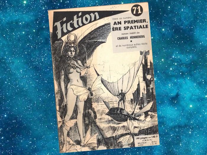 Revue Fiction no 71   Photo @ Culture Martienne Erwelyn   Collection privée