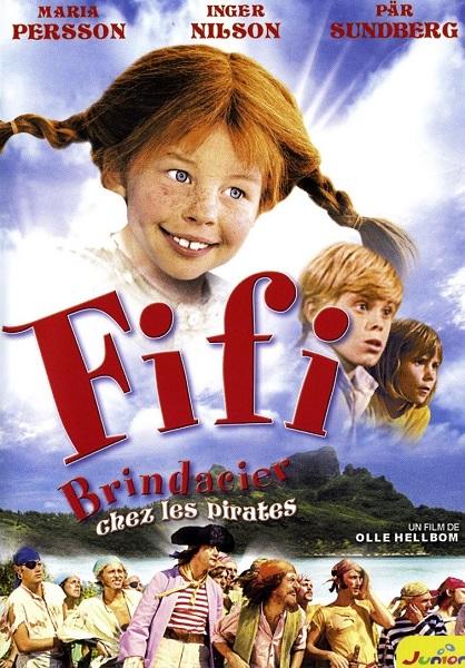 Fifi Brindacier chez les Pirates (Pippi Långstrump på de sju haven, 1970)