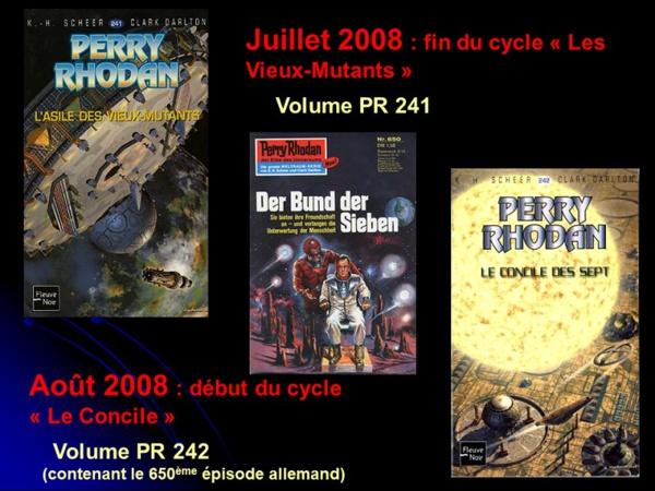 Liste des livres du cycle