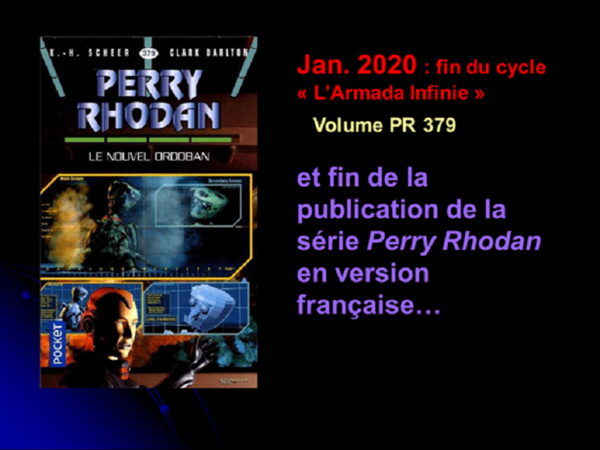 Perry Rhodan - Résumés des cycles parus au Fleuve Noir et chez Pocket