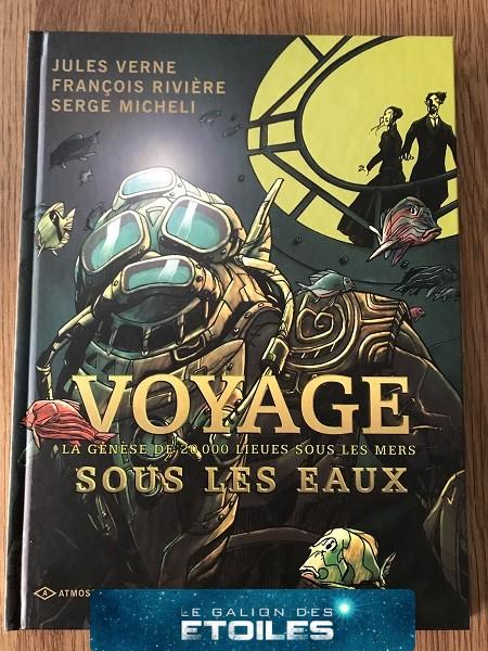 Voyage sous les Eaux - Tome 1 - La Genèse de 20000 Lieues sous les Mers