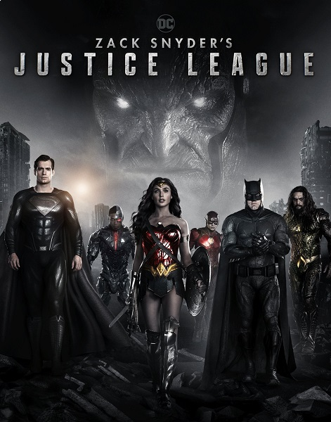 Zack Snyder's Justice League (2021)