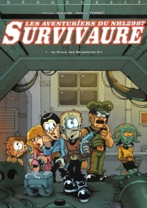 les aventuriers du survivaure mp3