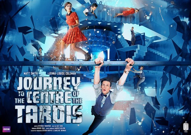 Doctor Who - 07.11 Journey to the Centre of the TARDIS