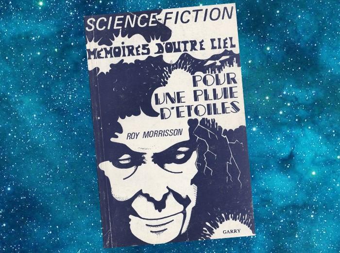 """""""La cité de l'éternelle nuit"""" est d'abord paru aux éditions Roger Garry sous le titre """"Pour une pluie d'étoiles"""""""