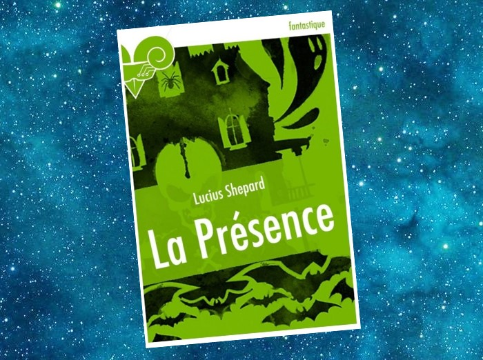 La Présence   Only Partly Here   Lucius Shepard   2003