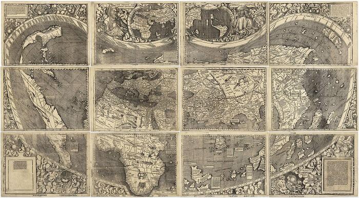 Le Nouveau Monde - Un nom de continent aux origines italiennes