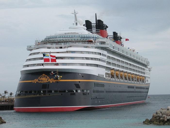 Le Disney Wonder | Photo issue de Wikipédia