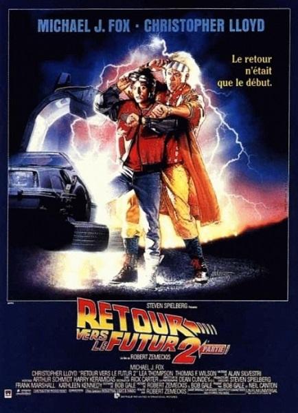 Retour vers le Futur II (Back to the Future Part II, 1989)
