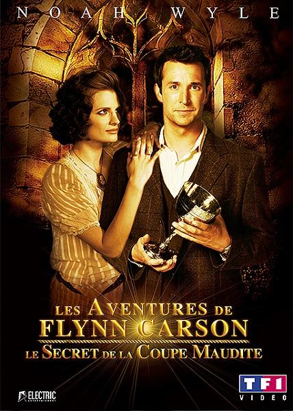 Les Aventures de Flynn Carson (3) - Le Secret de la Coupe maudite