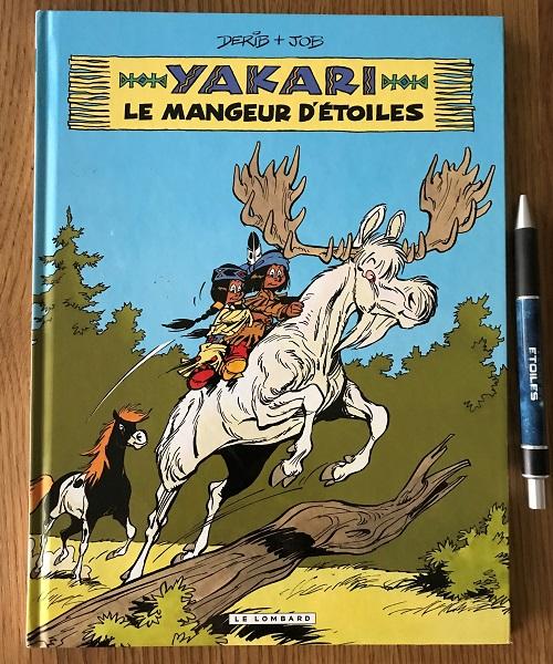 Yakari - (37) Le Mangeur d'Etoiles