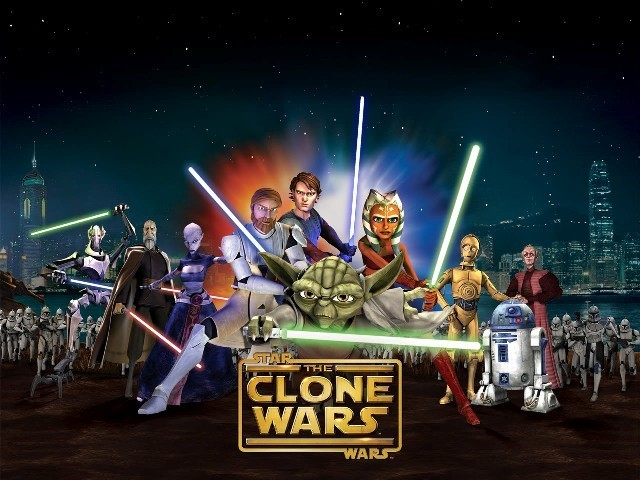 Star Wars - The Clone Wars