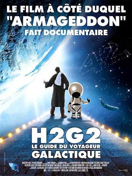 H2G2 - Le Guide du Voyageur galactique