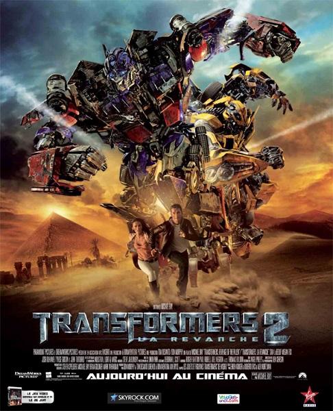 Transformers (2) - La Revanche