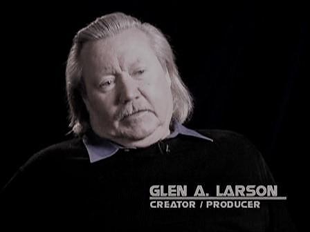 Décès de Glen A. Larson (1937-2014)