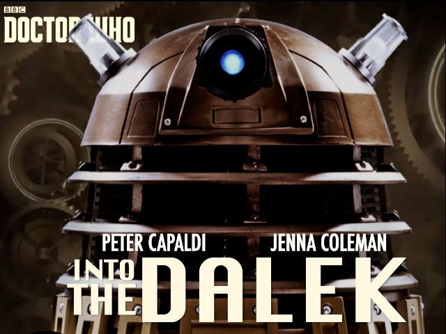 Doctor Who - 08.02 Into the Dalek