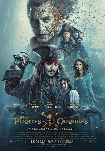 Pirates des Caraïbes : 5. La Vengeance de Salazar | Pirates of the Caribbean : Dead Men Tell No Tales | 2017