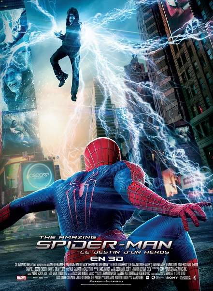 The amazing Spider-Man - 2. Le Destin d'un Héros