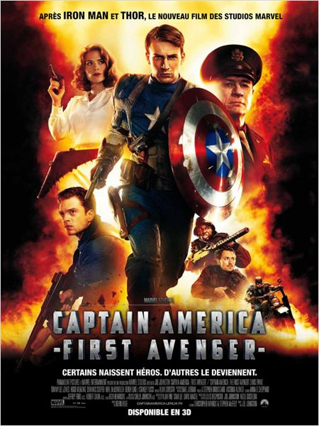 Captain America - First Avenger