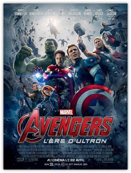 Avengers - L'ère d'Ultron
