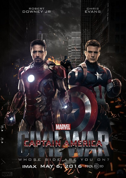 Captain America - (3) Civil War