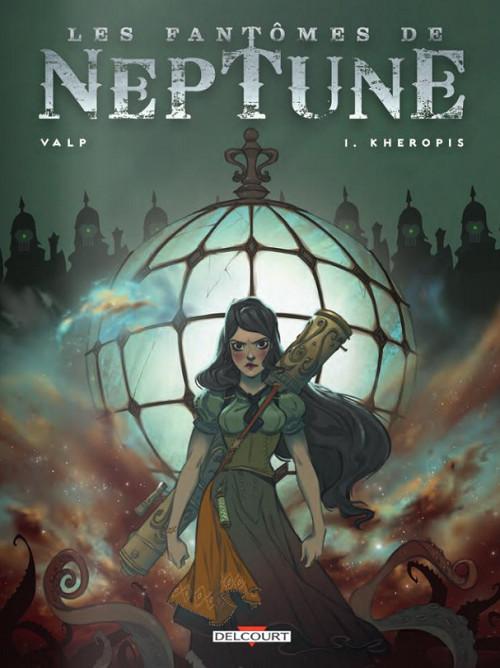 Fantômes de Neptune 1 (les) - Kheropis
