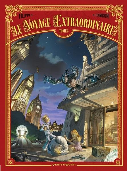 Le Voyage extraordinaire - Tome 3