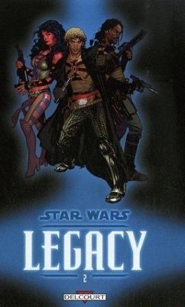 Star Wars Legacy - (2) Question de Confiance