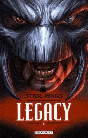 Star Wars Legacy - Tome 4 - Indomptable