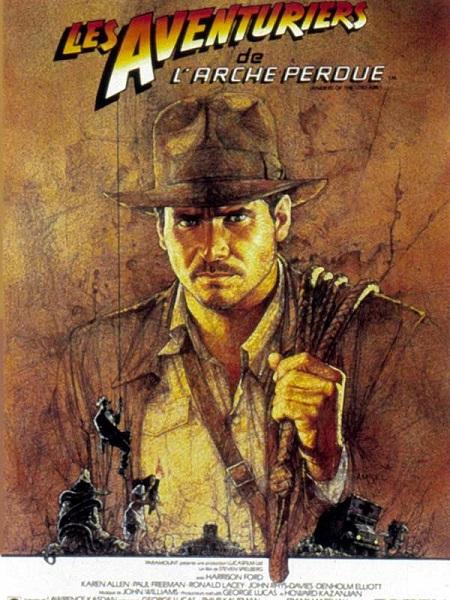 Indiana Jones - (1) Indiana Jones et Les Aventuriers de l'Arche perdue