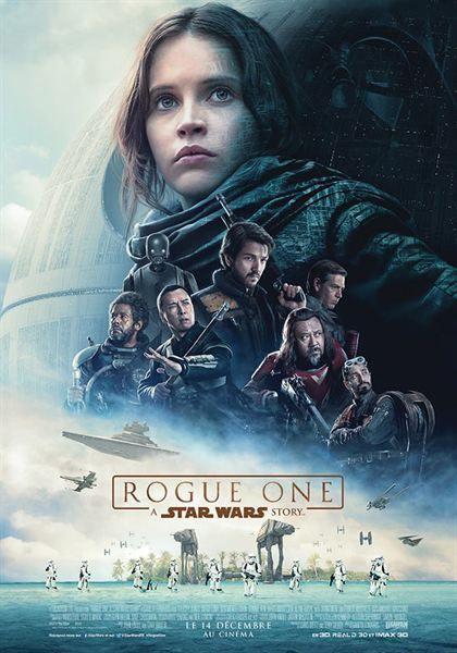 Rogue One : A Star Wars Story (2016)