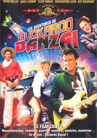 Les Aventures de Buckaroo Banzai à travers la 8e Dimension
